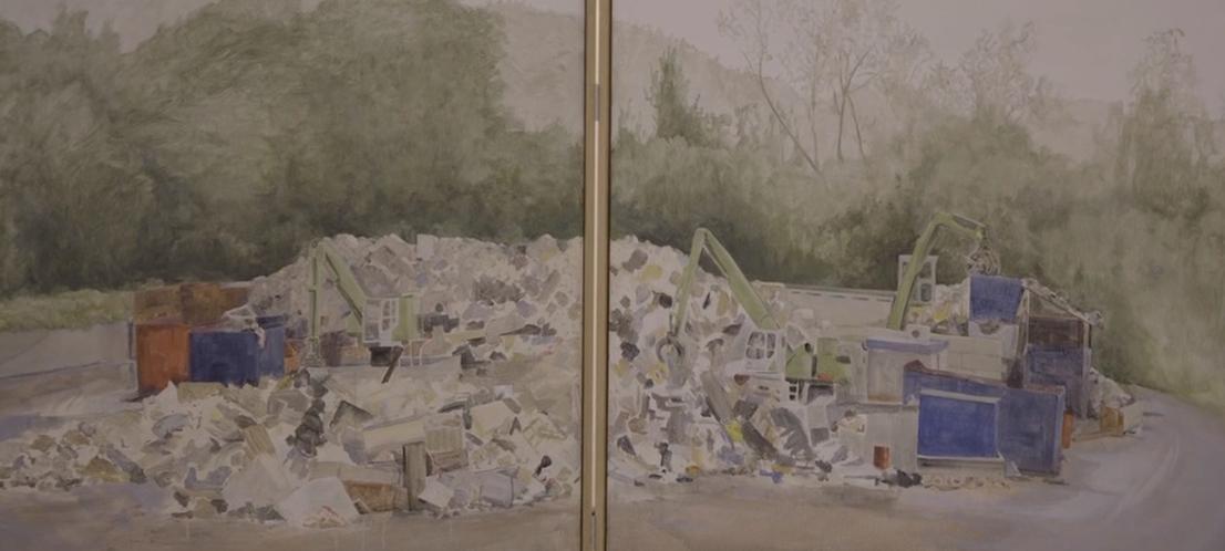 Sopor blir till kraft i Christine Ödlunds konst